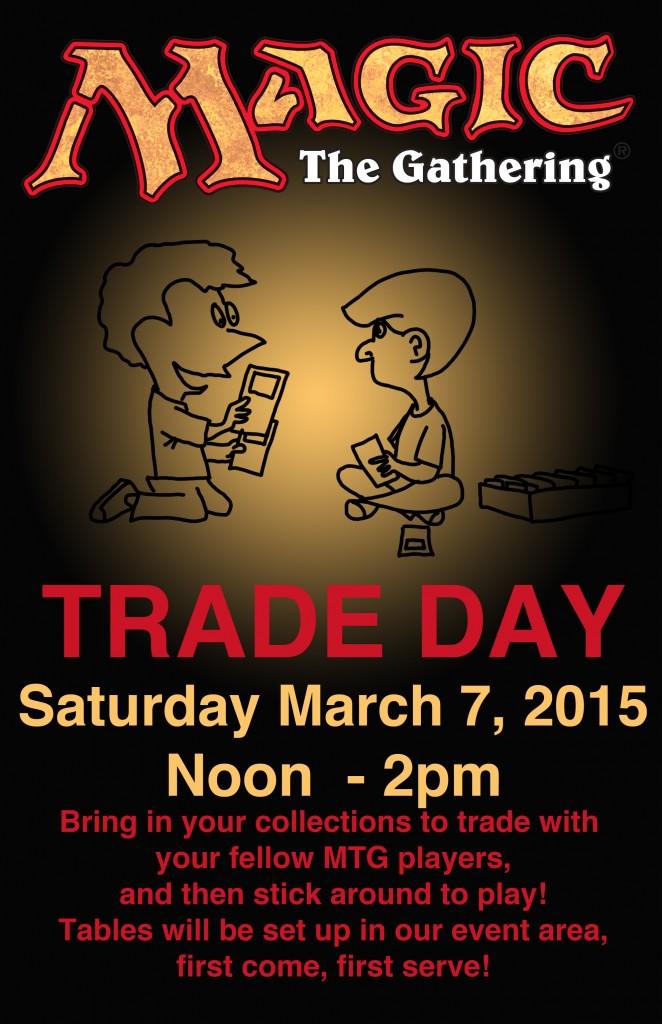 MTG Trade Day