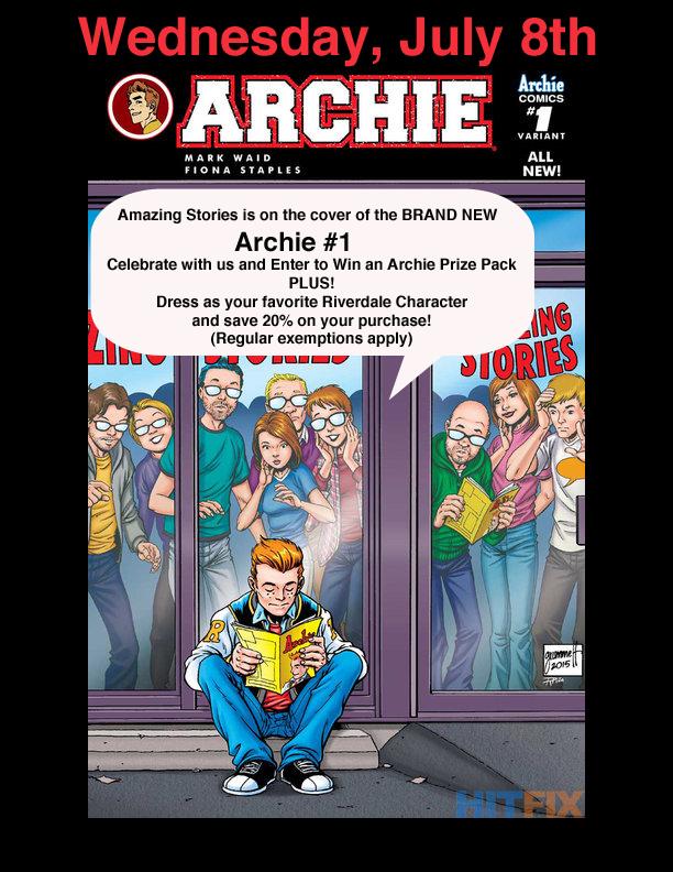 Archie Launch