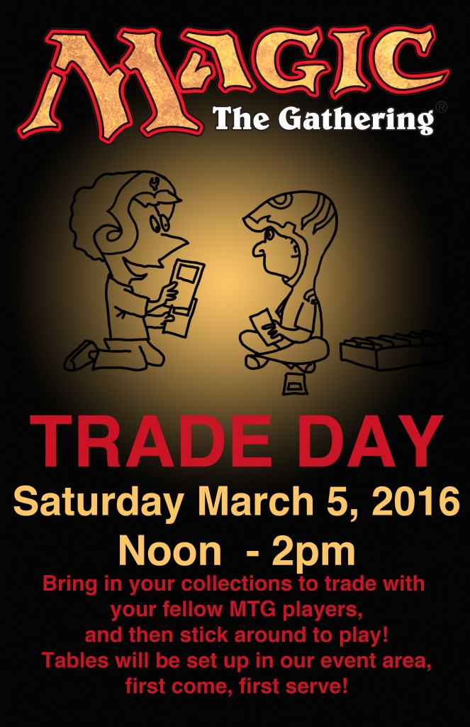 MTG Trade Day 2016psd