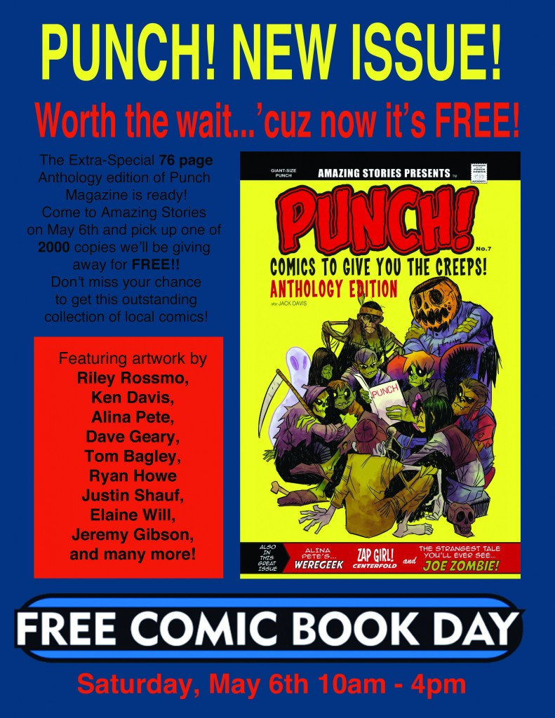Punch 7 Poster