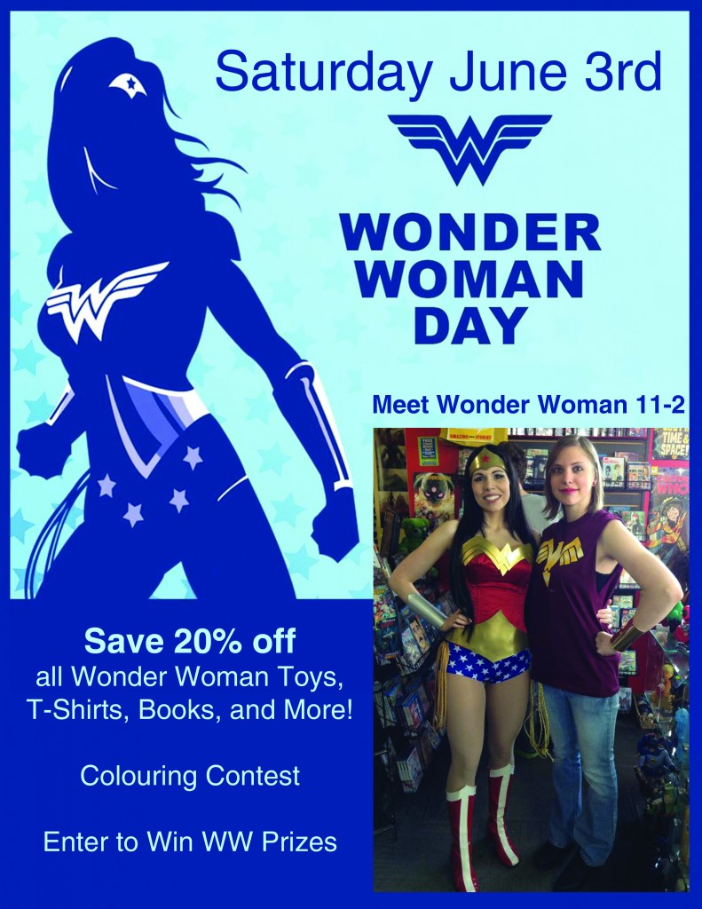 Wonder Woman Day